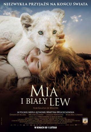 Helios Kino Mia i biały lew