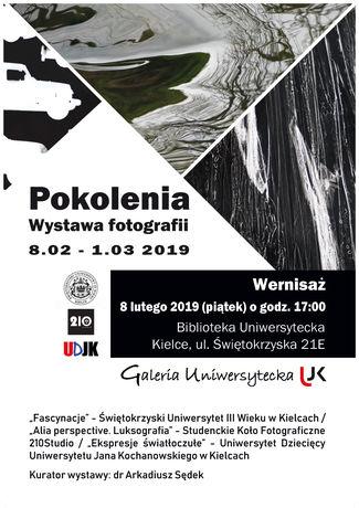 Biblioteka Uniwersytecka UJK Fotografia Wystawa fotograficzna