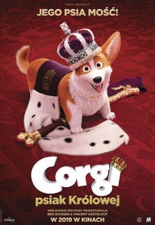 Helios Kino Corgi, psiak Królowej
