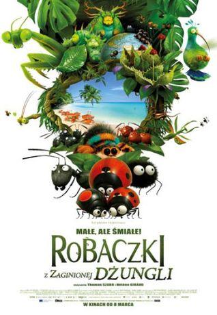 Helios Kino Robaczki z Zaginionej Dżungli