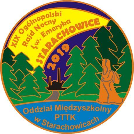 zobacz info Turystyka i Podróże XIX Ogólnopolski Rajd Nocny św. Emeryka - Starachowice 2019