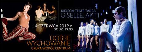 Kielecki Teatr Tańca Kultura Dobre Wychowanie/Giselle. Akt I