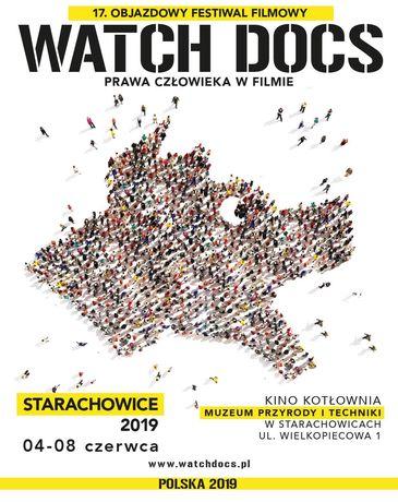 Muzeum Przyrody i Techniki Kultura 17.Objazdowy Festiwal Filmowy Watch Docs - Starachowice 2019