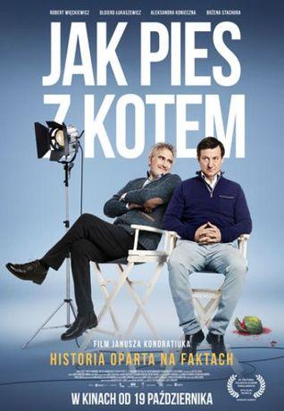 Helios Kino Jak pies z kotem / Kultura Dostępna