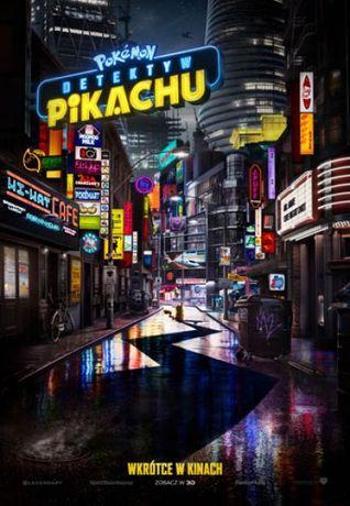 Helios Kino Pokémon Detektyw Pikachu