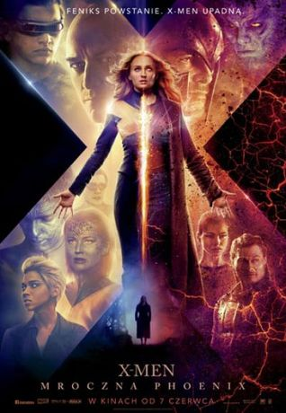 Helios Kino X-Men: Mroczna Phoenix
