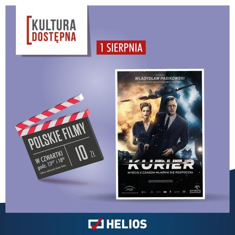 Helios Kino KURIER - Kultura Dostępna