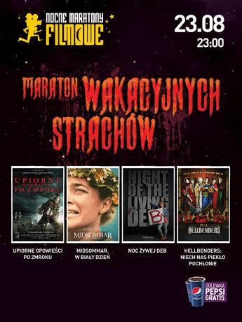 Helios Kino Maraton Wakacyjnych Strachów