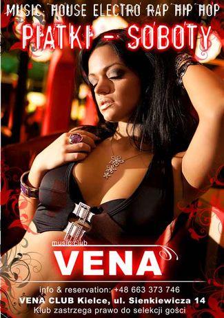 Vena Lokale Andrzejki w Klubie Muzycznym Vena