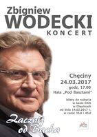 Zbigniew Wodecki  - ''Zacznij od Bacha''_Centrum Kultury i Sportu w Chęcinach
