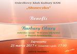 Benefis Barbary Obary_Słoneczko