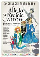 Alicja w Krainie Czarów_Kielecki Teatr Tańca