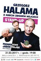 Stand UP - Halama&Marcin Zbigniew Wojciech_Miejskie Centrum Kultury, Skarżysko-Kamienna