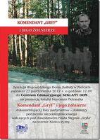 """""""Komendant GRYF i jego żołnierze"""" - promocja książki_"""