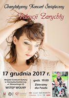 Chyrytatywny Koncert Świąteczny Patrycji Zarychty_Miejskie Centrum Kultury, Skarżysko-Kamienna