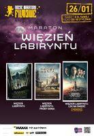 """Maraton """"Więzień Labiryntu""""_Helios"""