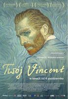 Twój Vincent  / Kino Konesera_Helios