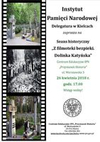 Seans historyczny: Dolinka katyńska_zobacz info