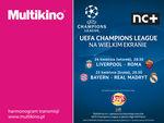 Liga Mistrzów UEFA: Liverpool- Roma_Multikino