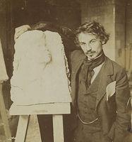 """Wykład """"Bolesław Biegas polski artysta rzeźbiarz w Paryżu""""_Biblioteka Uniwersytecka UJK"""
