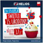 15. urodziny kina Helios_Helios