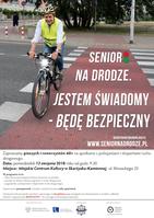 """Akcja """"Senior na drodze""""_Miejskie Centrum Kultury, Skarżysko-Kamienna"""