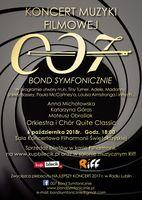 007 Bond Symfonicznie_Filharmonia Świętokrzyska