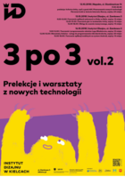 3 po 3 / Nowe technologie_Institute of Design Kielce