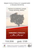 Kawiarnia Literacka / Moja Niepodległa_Miejskie Centrum Kultury, Skarżysko-Kamienna