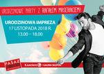 Rafał Maserak na 12 urodzinach Pasażu Świętokrzyskiego!_Pasaż Świętokrzyski