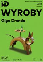 """Spotkanie autorskie i premiera książki Olgi Drendy """"Wyroby""""_Institute of Design Kielce"""