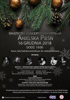 Anielska Pieśń - Świąteczny Koncert Charytatywny_Kościół św. Jadwigi