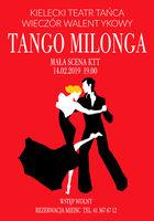 Walentynkowy Wieczór Milonga_Kieleckie Centrum Kultury