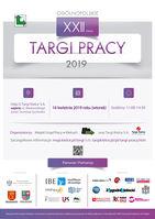 XXII OGÓLNOPOLSKIE TARGI PRACY_Targi Kielce