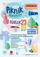"""""""Segregacja - transformacja """" Piknik Ekologiczny_Rynek - Kielce"""
