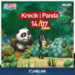 """Nowe przygody """"Krecika i Pandy""""_Helios"""