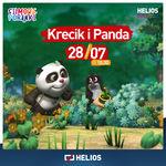 """Kolejna odsłona przygód """"Krecika i Pandy""""_Helios"""